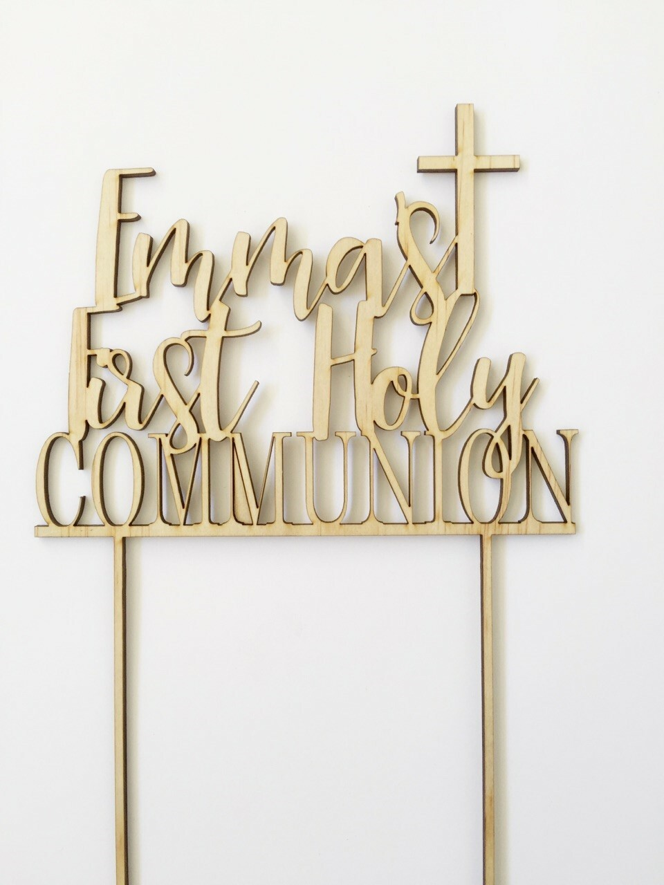 First Holy Communion Personalised