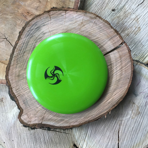 Legacy Icon Ghost green with Huk Lab TriFly stamp