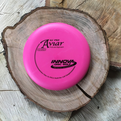 Innova 12X KC Pro Aviar pink with black stamp