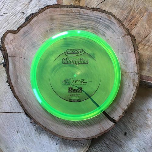 Innova Champion 2X Paul McBeth Roc 3 neon green