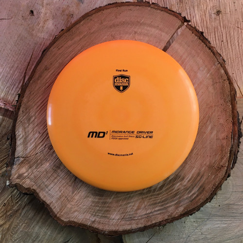 Discmania First Run S-Line MD1