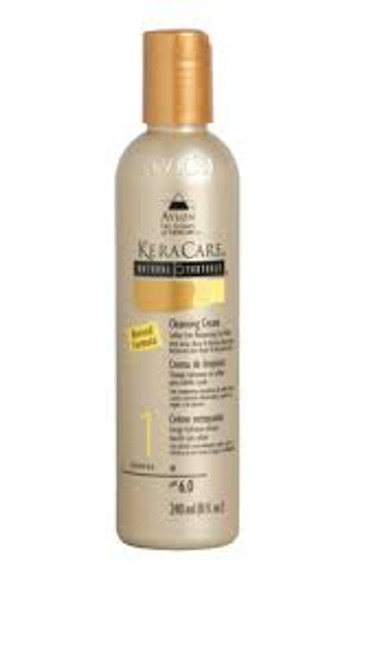 KeraCare Natural Textures Cleansing Cream 8oz.