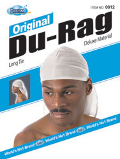 Dream Original White Du-Rag