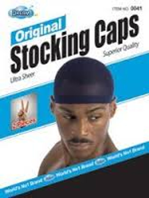 Dream Black Stocking Cap