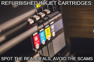​The Shocking Truth About Refurbished Printer Ink Cartridges: Good Deal?