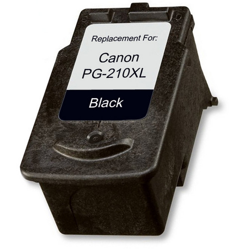 Remanufactured replacement for Canon PG-210XL (2973B001) black ink cartridge