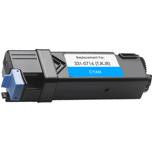 Remanufactured replacement for Dell 331-0716 (TJKJ8)