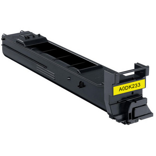 Konica-Minolta A0DK233 yellow (TN-318Y) laser toner cartridge
