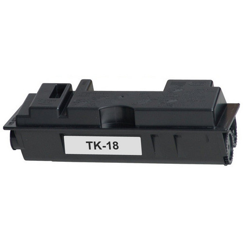 Compatible replacement for Kyocera TK-18 black laser toner cartridge