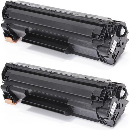 HP 83A - CF283A Black 2-Pack