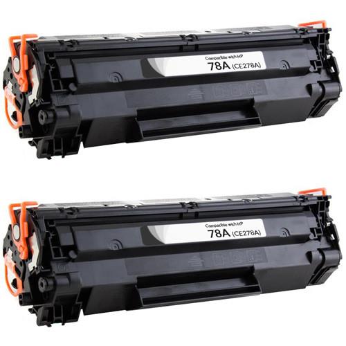 HP 78 (CE278A) Toner - 2-Pack