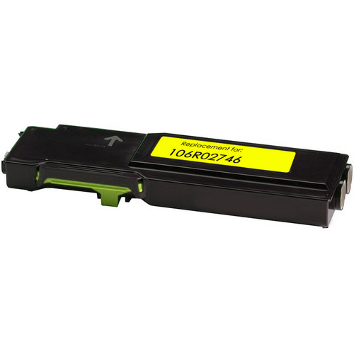 Xerox 106R02746 yellow laser toner cartridge