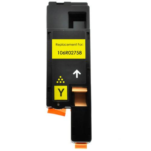 Xerox 106R02758 yellow laser toner cartridge