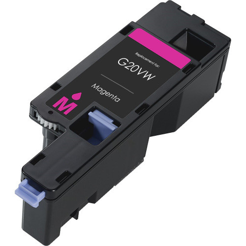 Dell G20VW Magenta toner cartridge for Dell E525W series printers