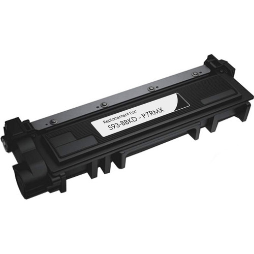Dell 593-BBKD (P7RMX) black toner cartridge