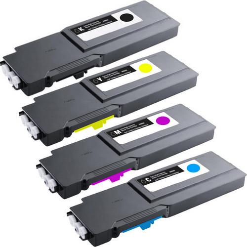 Dell 331-8429 Black and Color Set