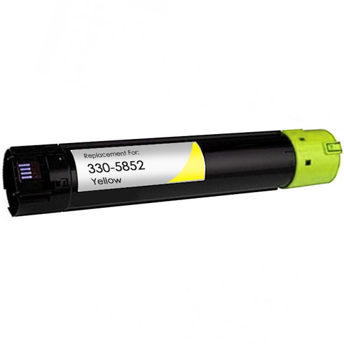 Dell 330-5852 (T222N) yellow toner cartridge