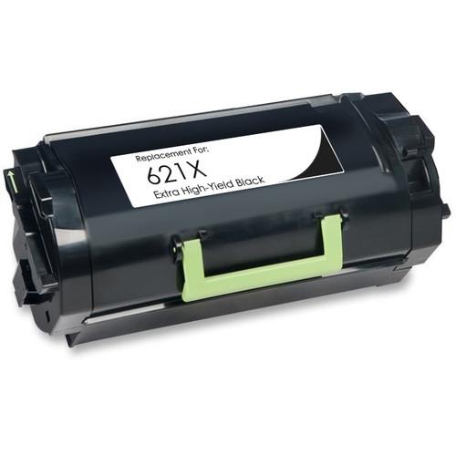 Lexmark 62D1X00 (621X) Extra High Yield black toner cartridge