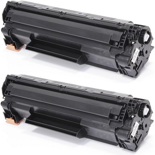 HP 83X (CF283X) toner cartridge - two-pack