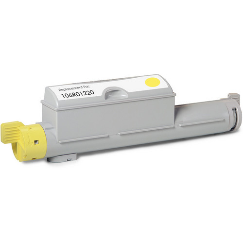 Xerox 106R01220 Yellow laser toner cartridge