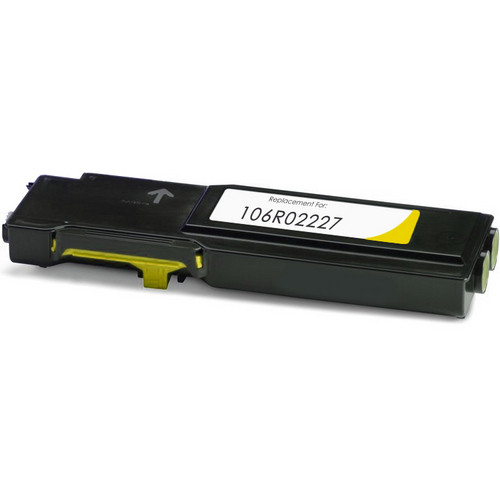 Xerox 106R02227 Yellow laser toner cartridge