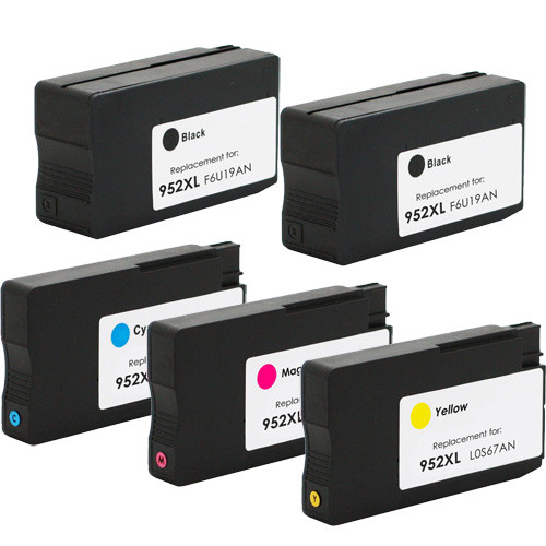 Ink Cartridge Set For HP 952XL