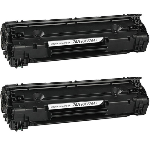 HP 79A Toner Cartridge - 2 pack