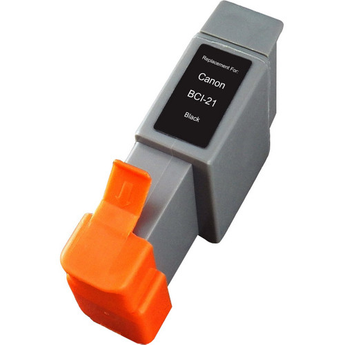 Compatible replacement for Canon BCI-21Bk black ink cartridge
