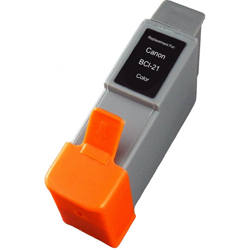 Compatible replacement for Canon BCI-21Clr color ink cartridge