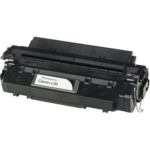 remanufactured replacement for Canon L50 (6812A001AA) black laser toner cartridge