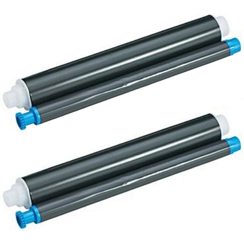 black ribbon refill rolls for Panasonic KX-FA55