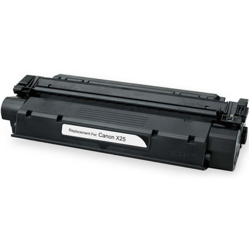 Remanufactured replacement for Canon X25 (8489A001AA) black laser toner cartridge
