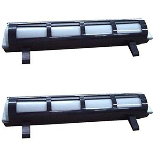 Panasonic KX-FA83 black laser toner cartridges - 2 Pack