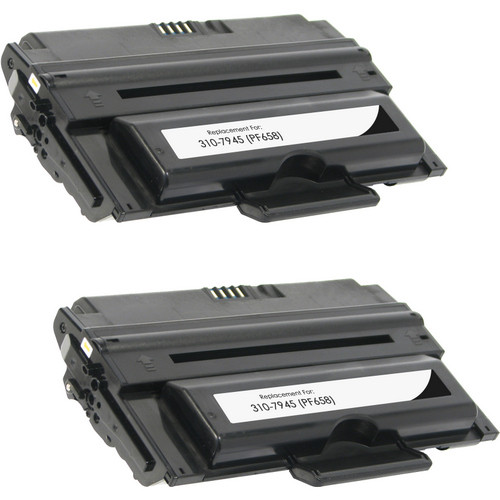 Twin Pack - Remanufactured replacement for Dell 310-7945