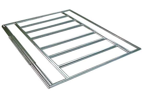 Admiral & Viking Floor Frame Kit 10x7 (swing doors)