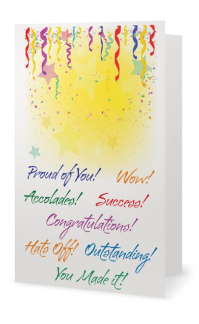 greeting cards graduation positive stationery gifts llc