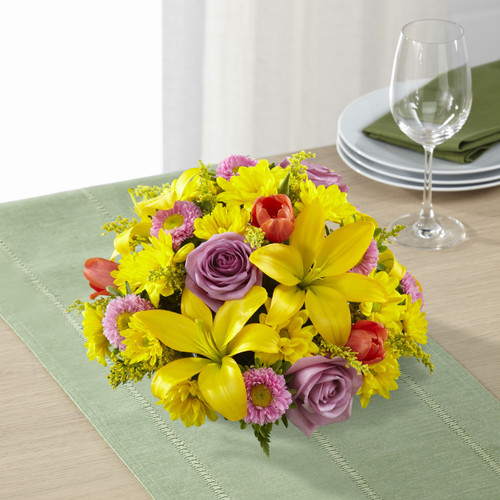 Spring Sunshine Centerpiece