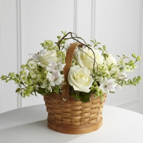 Peaceful Garden Basket
