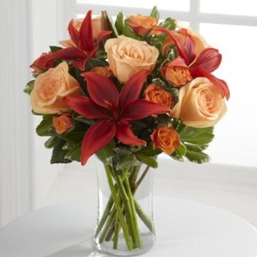 Warmth & Comfort Bouquet