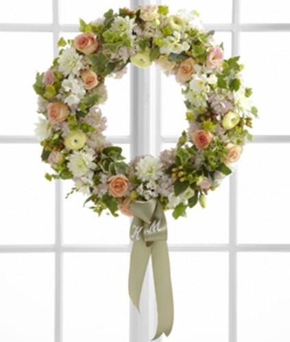 Garden Splendor Wreath