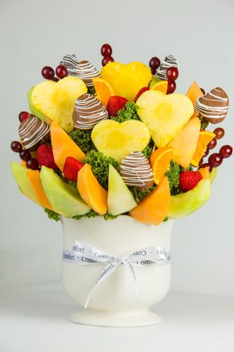 Comforting Fruit Arrangement