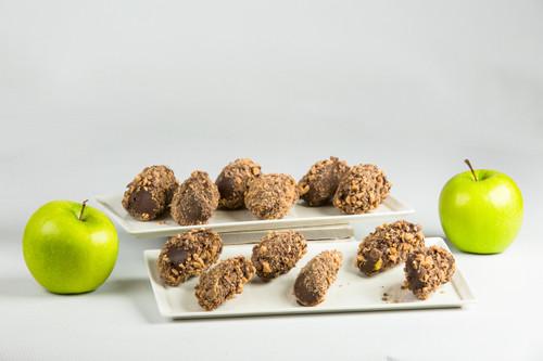1 Dz. Heath & Chocolate Dipped Apples