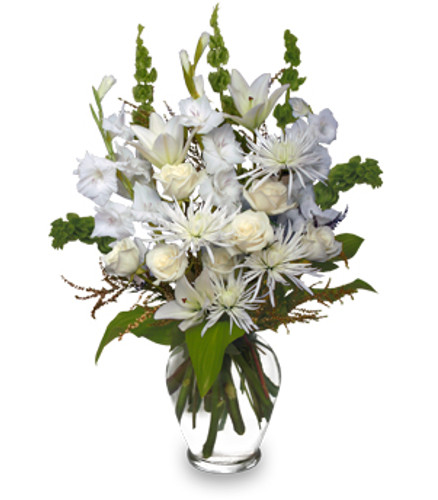 Peaceful Comfort Funeral Vase - F&A