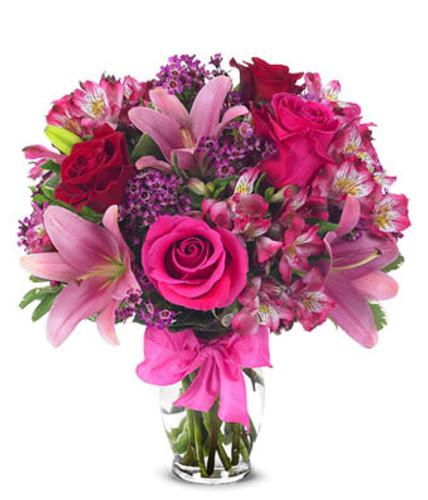 Valentine's Romance Bouquet