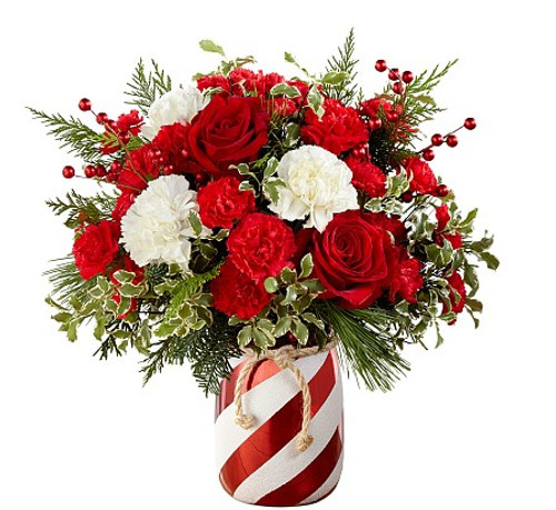Holiday Wishes Bouquet by Better Homes and Garden
