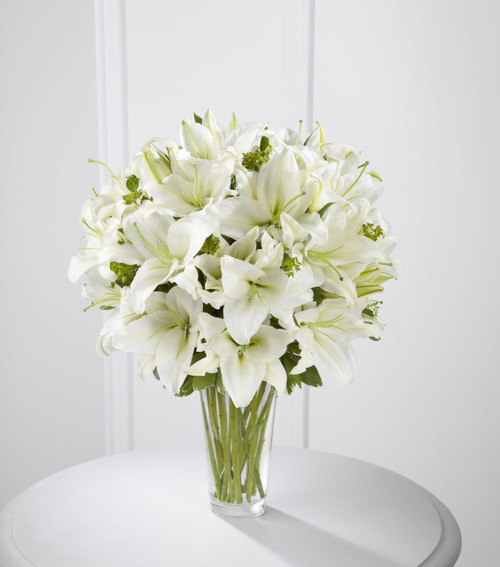 Spirited Grace Lily Bouquet