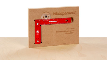 Woodpeckers | Model 851 (200mm) Precision Woodworking Square (Metric Scale) (851M)