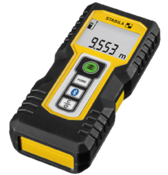 Stabila LD-250BT LDM Laser Measure w/ BlueTooth (06250)