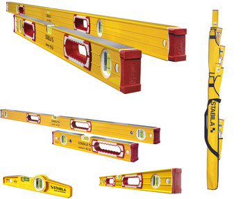 Stabila 78 Complete! 6 Level Set (78496)