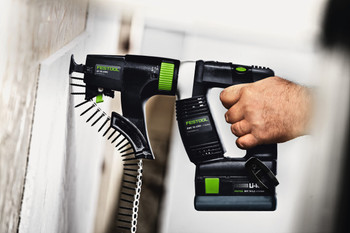Festool Cordless Drywall Gun DWC 18 (PLUS) - example